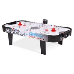 42 Air Powered Hockey Table Top Scoring 2 Pushers""