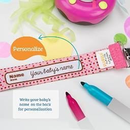 """fits your favorite brand of pacifier</li><li>Complies with US AC:2002 and EN 12586:199</ul>"""""""