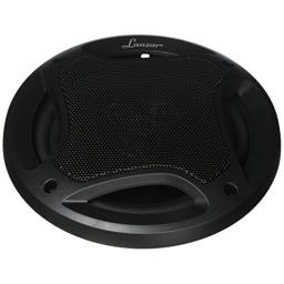 """Lanzar Upgraded Standard 6.5"""" 2 Way Coaxial Speakers - Full Range Sound w/ 180 Watts and 4 Ohms Impedance Injection Cone 65 - 20 KHz Frequency Response and 15 Oz Magnet Structure - MX62"""