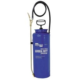 Chapin International 1941 Industrial Open Head General Duty Concrete Sprayer for Professional Concrete Applications, 4 gal
