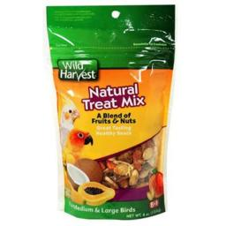 United Pet Group P-84079 Natural Treat Mix For Pets, 4-Ounce