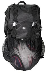 Basketball Backpack - Soccer Laptop School Team Bag -Youth Ages 6 & Up