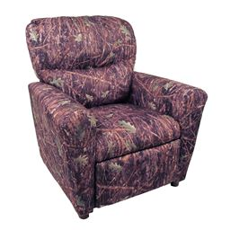 Dozydotes Contemporary  Tween Recliner in Conceal Camo