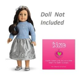 American Girl Frosty Party Outfit (My American Girl, American Girl of Today, Just Like You)