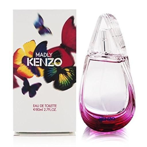 Kenzo Madly by Kenzo for Women 2.7 oz Eau de Toilette Spray Item Condition: 100% authentic, new and unused. Kenzo Madly by Kenzo for Women 2.7 oz Eau de Toilette Spray.*Kenzo Madly by Kenzo for Women 2.7 oz Eau de Toilette Spray: Buy Kenzo Perfumes - Kenzo Madly by Kenzo for Women 2.7 oz Eau de Toilette Spray*Type: Eau De Toilette