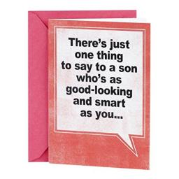 Hallmark Shoebox Funny Anniversary Card or Love Card (You're Awesome)