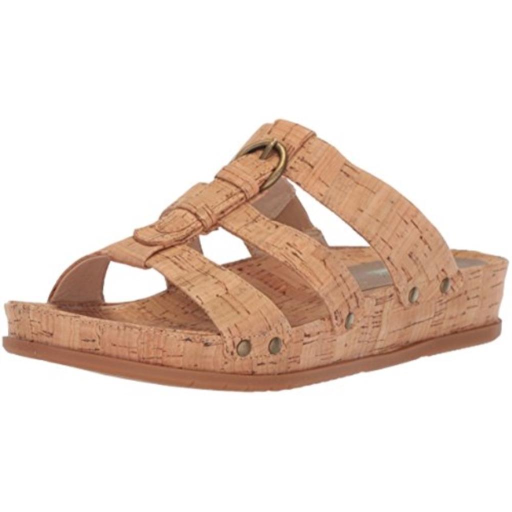 BareTraps Cella Slide Sandals, Natural