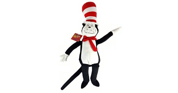 Kohls cares The cat in the Hat Plush by Dr. Seuss Dr. Seuss The cat in the Hat plush from Kohls cares for Kids 2003.