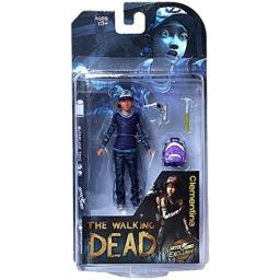 McFarlane Toys The Walking Dead Clementine Action Figure (Clean Version)