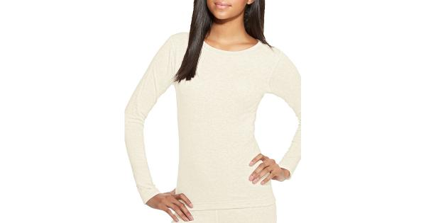 Duofold by Champion Originals Mid-Weight Women's Thermal Shirt