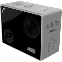 AEE LYFE Silver   4K Action Camera with Built in WiFi and Bluetooth