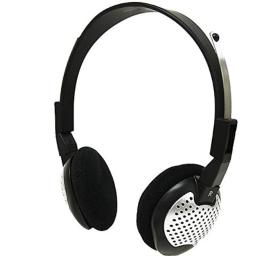 Andrea HS-75 Stereo Headphones for Gaming and Hi Fi PC Audio