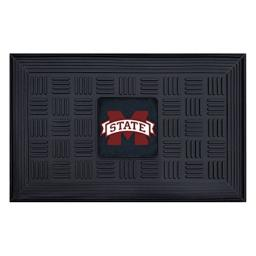 FANMATS NCAA Mississippi State University Bulldogs Vinyl Door Mat