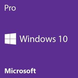 Microsoft fqc-08930 win pro 10 64bit english 1pk dsp