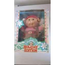 Cabbage Patch Kids Holiday Edition Elf (K-Mart Exclusive) #30325 - 1992