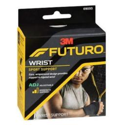 Futuro Sport Wrist Support Adjust To Fit - Each, Pack of 5