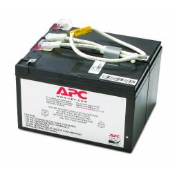 APC UPS Replacement Battery Cartridge for APC UPS Model SU700X93 and select others (RBC5)