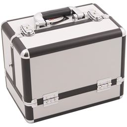 Sunrise Marcello 3-Tier Train Makeup Case
