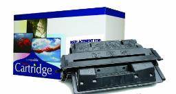 BAZIC BZ127X-1 Re-Manufactured Black Toner for HP C4127X, 1 Cartridge per Box