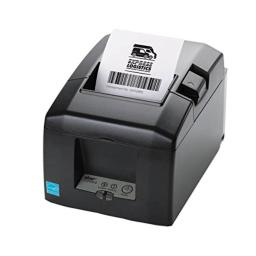 Star Micronics TSP654IIU Thermal Receipt Printer, Autocut, USB, Grey, Power Supply Included