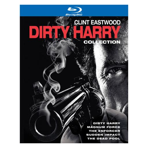 Dirty harry collection (blu-ray/5 disc/collectors ed) 1705224