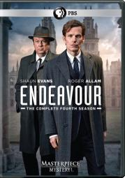 Masterpiece mystery-endeavour series 4 (dvd/2 disc) DMS61701D
