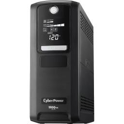 CyberPower LX1100G 10-Outlet 1100VA Battery Back-Up System