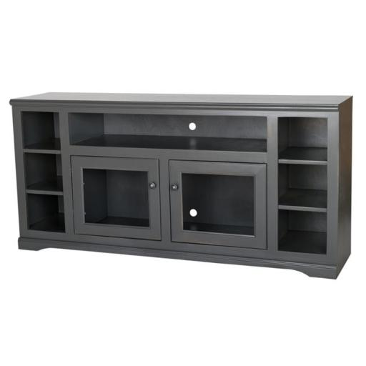 Eagle Furniture 92565PLSS 66 in. Thin Entertainment Console, Summer Sage