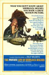 The Private Life of Sherlock Holmes Movie Poster (11 x 17) MOVAE4199
