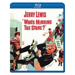 Whos minding the store (blu ray/ws) BROF362