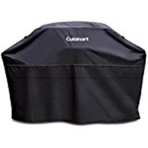 Cuisinart Grill CGC-70B 70 in. Cuisinart Heavy Duty Barbecue Grill Rectangle Cover