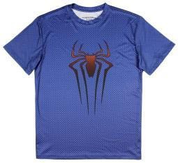 Marvel Men's The Amazing Spider-Man Spider Print Athletic T-Shirt