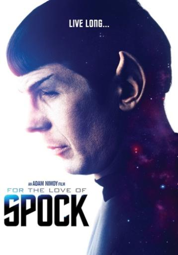 For the love of spock (dvd) LS3JRWJSDM6MFQAZ