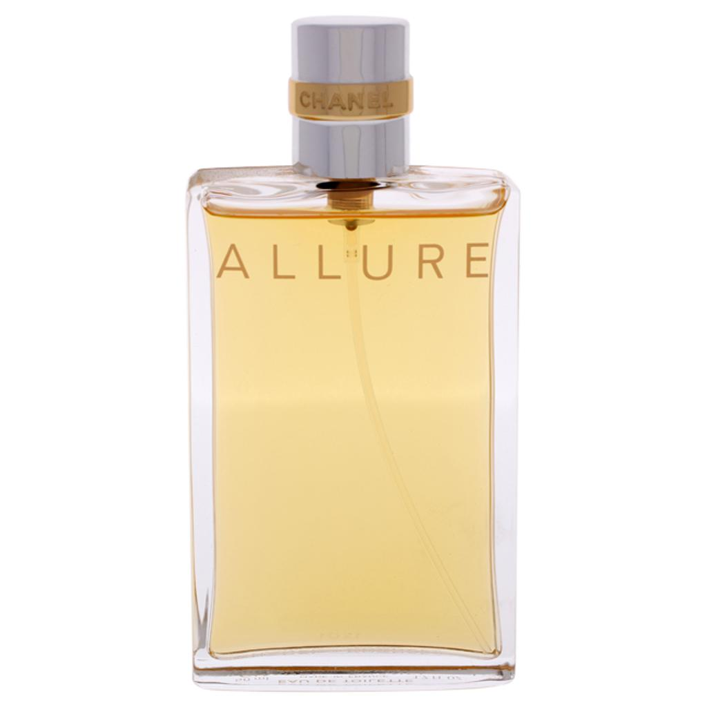 Allure By Chanel For Women - 1.7 Oz Edt Spray Unbox
