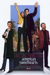 America's Sweethearts Movie Poster (11 x 17) MOV223309