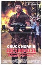 Braddock Missing in Action 3 Movie Poster (11 x 17) MOV248232