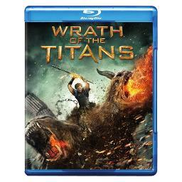 Wrath of the titans (2012/blu-ray/dvd/uvdc/2 disc/ws-16x9) BR279631