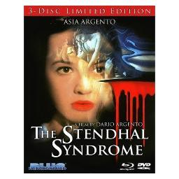 Stendhal syndrome (blu ray/dvd combo) (3discs/limited edition/ws/1.85:1) BRBLU8013