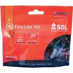 AMK 01401230 AMK SOL FIRE LITE KIT WITH FIRE LITE STRIKER