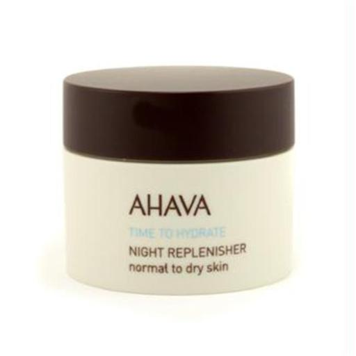 Ahava 12815995301 Time To Hydrate Night Replenisher -Normal to Dry Skin - 50ml-1.7oz
