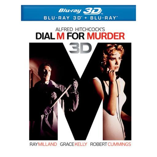Dial m for murder (blu-ray/1954) (3-d) 1289403