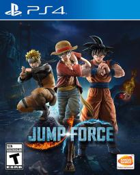PlayStation 4 Jump Force - Import Version
