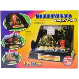 Project Pack-Erupting Volcano SP4281