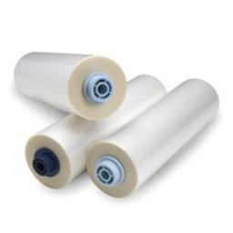 Laminator Roll Film- Gloss- 11-.50in.x200ft.- 3mil- Clear