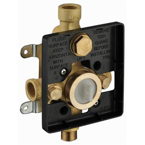 Dawn Kitchen & Bath D1267300 Pressure Balancing Diverter Valve - Shower & Bath