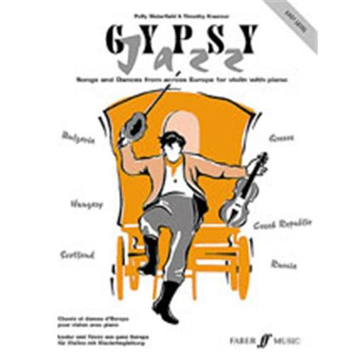Alfred 12-0571516378 Gypsy Jazz - Music Book