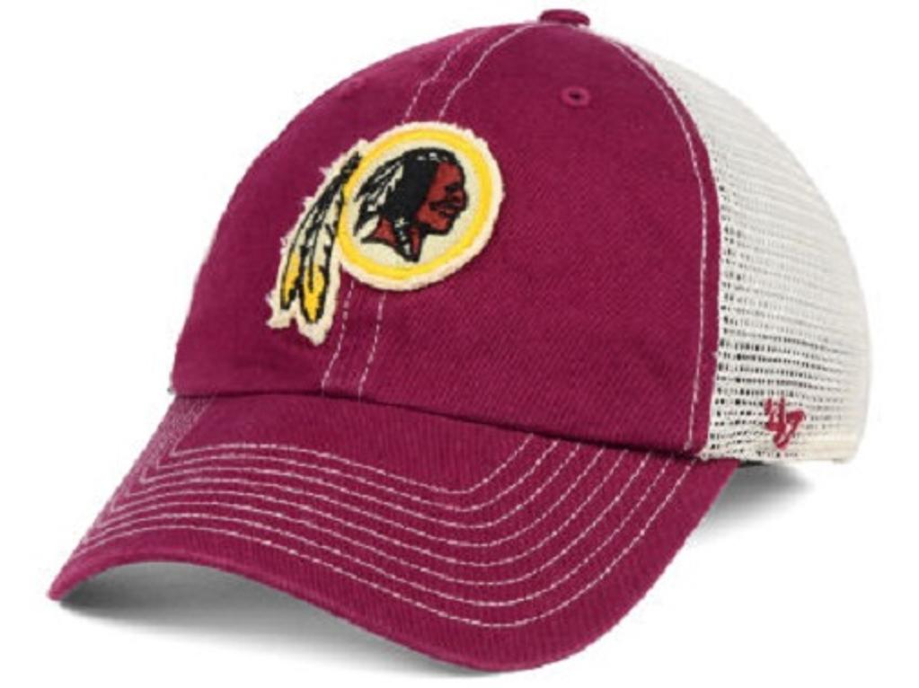 c66cb39254467 47 Brand Washington Redskins NFL 47 Brand Canyon Mesh Snapback Hat ...
