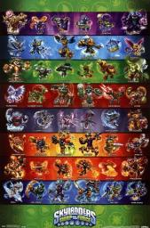 Skylanders Swap Force - Grid Poster Print TIARP2218