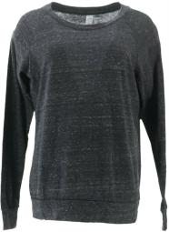 Alternative Apparel Eco Slouchy Pullover Top NEW A343355
