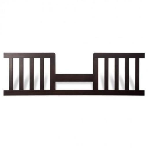 Foundation F09514-97 Toddler Guard Rail for Convertible Crib, Slate